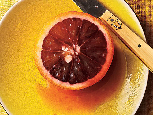 Winter Blood Oranges Guide