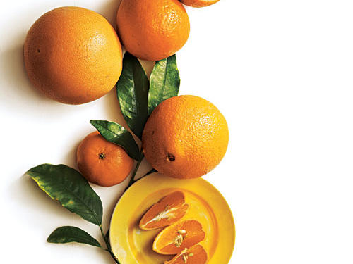 Winter Oranges Guide