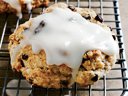 Chocolate Chip Scones Recipe