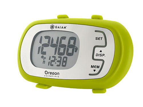 Gaiam's Calorie Coach from Oregon Scientific