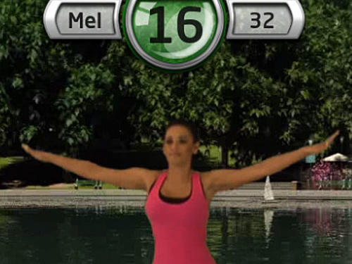 Get Fit with Mel B. Fitness Program for the PS3