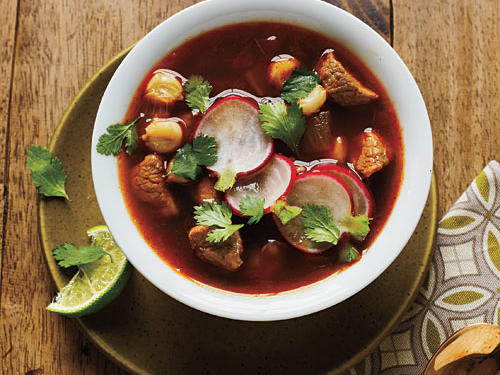 Make-Ahead Dinners: Pork Posole