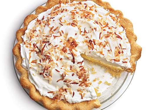 Recipe Makeover: Coconut Cream Pie