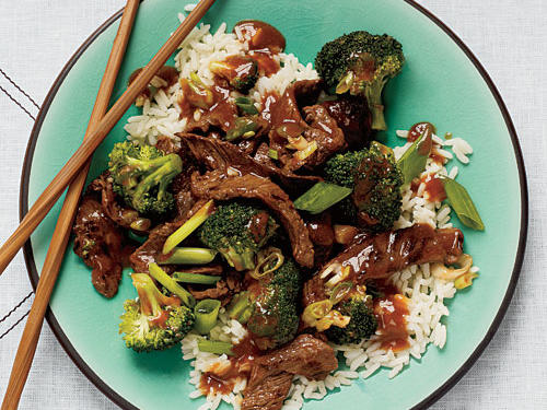 Beef-Broccoli Stir-Fry Recipe