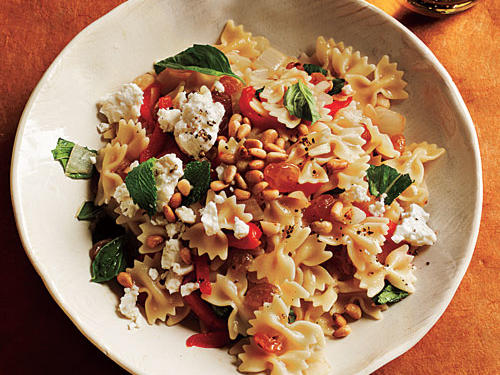 This light and easy pasta will pull together in a flash. Fresh basil and mint give an unbelievably fresh and delicious flavor boost that will take this recipe to the next level.