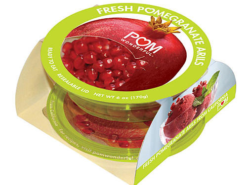 Pom Wonderful Fresh Pomegranate Arils