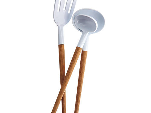 Three Chefs Kitchen Utensils