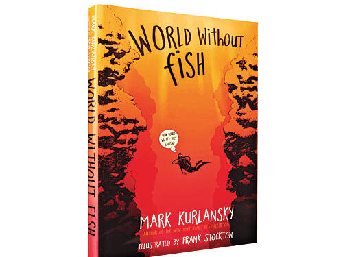 Food-lit pioneer Mark Kurlansky breaks ground again with an enviro-foodie graphic novel. It's compelling content for readers of any age: What would happen if the oceans were emptied?Price: $17Shop: Amazon.com