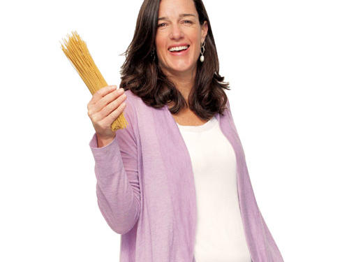 L'Anne Gilman: The Whole-Grain Newbie
