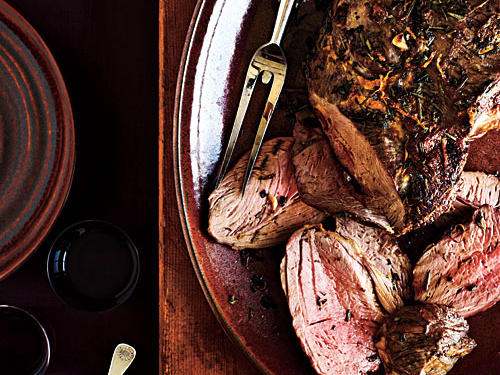 Roast lamb is a seasonal classic, but time, temperature, and roasting technique differ according to the cut. We'll walk you through the basics for four cuts of this delicious spring meat.