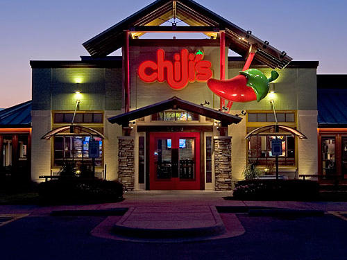 Chili's Salad Nutrition