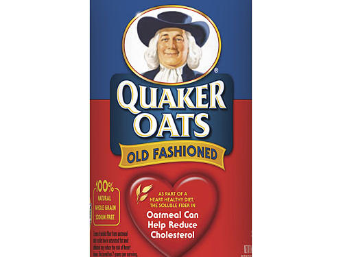 Quaker Oats Old Fashioned Rolled Oats