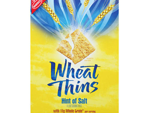 Wheat Thins Hint of Salt