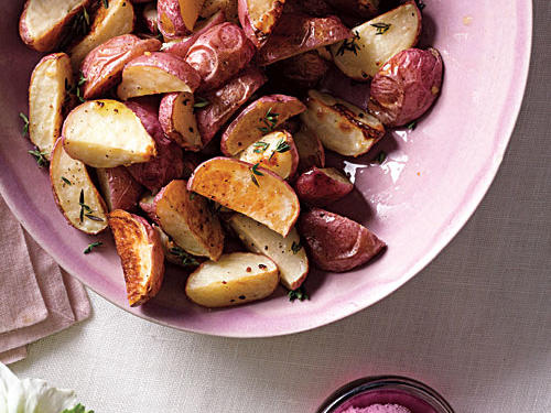 Truffle Roasted Potatoes Recipe