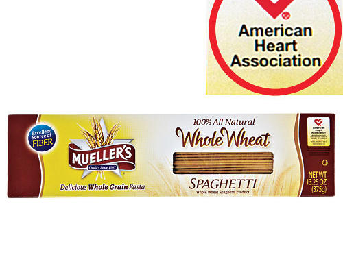 American Heart Association Nutrition Label