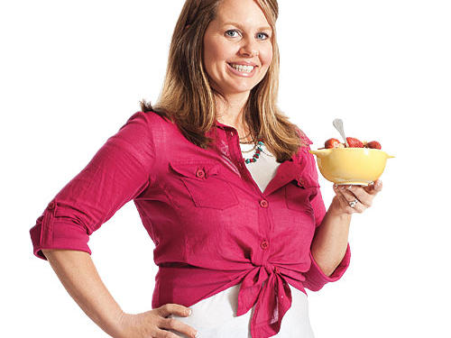 Reader Profile: The Saving-My-Calories-for-Later Mom