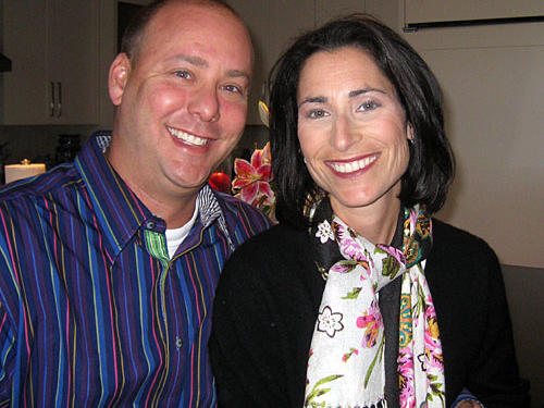 Andrea and Michael Siegel: The Breakfast-Is-Easy-to-Ignore Couple