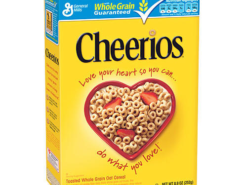 Consumer Reports agrees that Cheerios is one of the best cereals for kids. Low in sugar and high in whole-grain oats, it's a win-win. It also contains 40% of the daily value (DV) of iron, which is important for growing children (especially toddlers). Its nutty taste makes it a favorite with milk, in homemade trail mix, or on its own as a snack.Cereal Stats: Whole grains: 16g, Sugar: 1g, Fiber: 3gRunner Up: Trader Joes Os is almost identical and is a bit more economical.