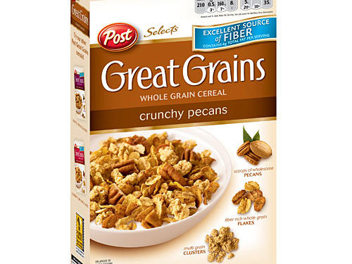 choose the best healthy cereals cooking light