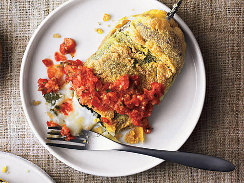 Chiles Rellenos Made Easy