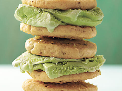 1601 Margarita Ice-Cream Sandwiches