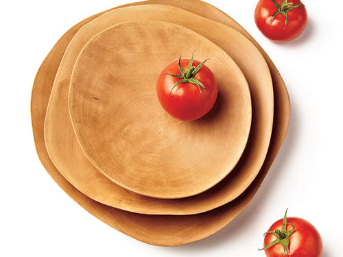 Solid mango wood plates from Be Home Inc.Price: $23-$45Shop: The Gardener