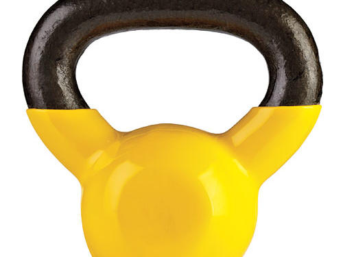 Yellow Kettleball