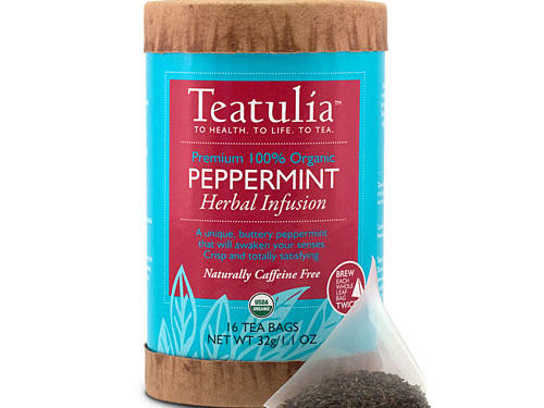 Teatulia Organic Whole Leaf Tea