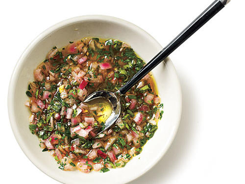 Zingy Chimichurri Recipe