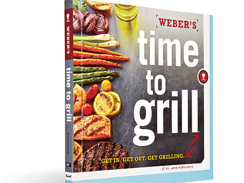 Barbecue expert Jamie Purviance teams with iconic Illinois grillmaker Weber for this smart collection of more than 200 recipes and quicker-grilling tips. Speedier smoked ribs? Bake them in foil first, then finish on the grill.Price: $25Shop: Amazon.com