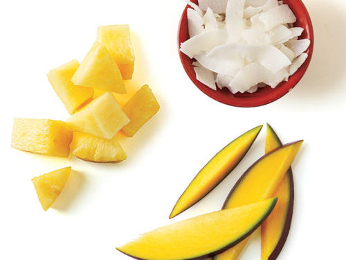 Make Your FroYo a Tropical Treat