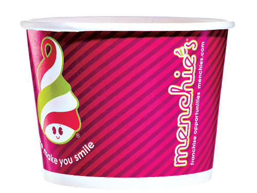 Kiddie Cocktail: Menchie's
