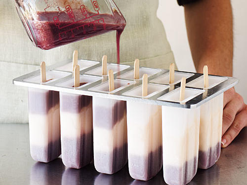 How to Get Nice Layers for Ice Pops
