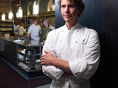 Grant Achatz: The Restaurant Innovation Award 2011