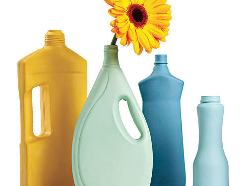 Household Cleaner Ceramic Vases