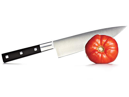 1109 Fissler's Chef's Knife