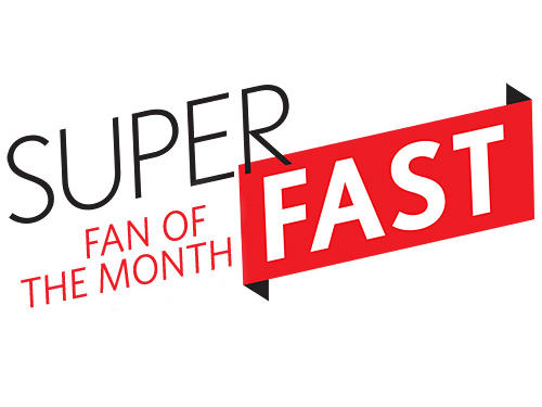 Meet our Superfast Fan of the Month