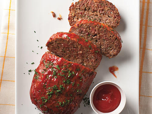 Tuesday: Classic Meat Loaf