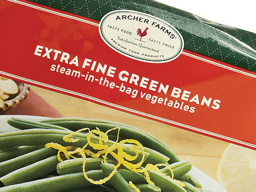 Archer Farms Steam-in-the-Bag Extra Fine Green Beans