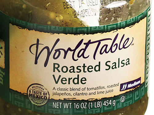 Walmart World Table Salsa Verde