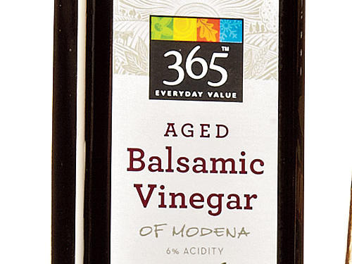 Whole Foods 365 Everyday Value Balsamic Vinegar