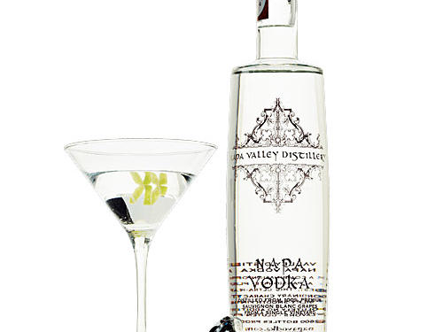 Napa Valley Vodka