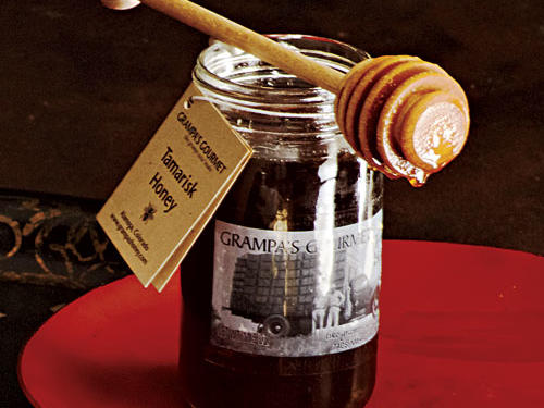 Grampa's Gourmet Tamarisk Honey