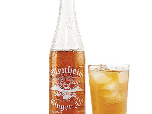 Blenheim Hot Ginger Ale