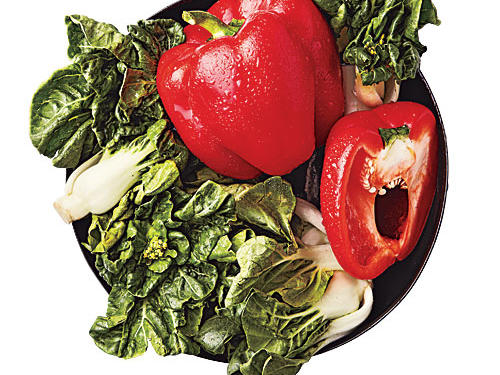 Stir-Fry Steps: Add Your Veggies