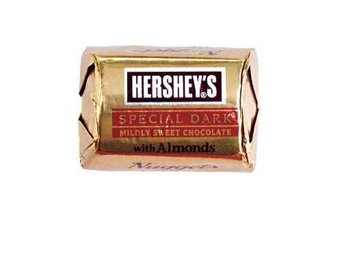 Hershey's Nuggets Dark Chocolate with Almond