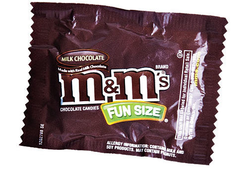 M&M's Milk Chocolate Fun Size