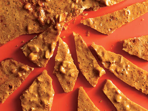 Thai Cashew Brittle