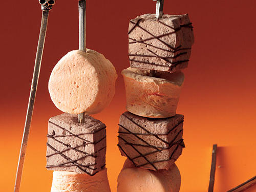 Honey-Orange and Chocolate Marshmallows Recipes
