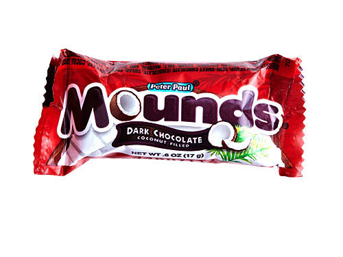 Mounds Snack Size Bar